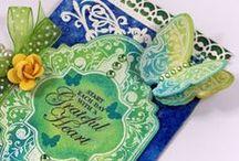 JustRite Designer - Kellie Fortin / JustRite cards designed by Kellie Fortin