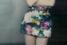 Design: Fabric / by Kathreen