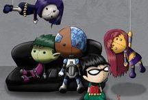 Superheros!!!