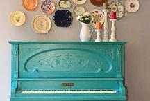 Various home ideas / by Rebecca Jones