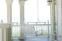 Outdoor Spaces / ideas for outdoor spaces