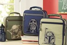 Geeky Back to School / Star Wars, Dr. Who, Minecraft... We've got the scoop on the coolest and geekiest back to school gear.