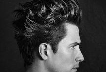 Men's Hair / Men's fashion cuts and colours