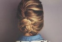 bun's and braids and stuff / by Aya Coppens