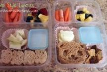 Food - Bento Lunch Ideas / by The Centsible Family
