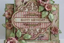 Celebrate Today Vintage Labels Four Clear Stamps