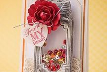 Baking Antique Tags One Clear Stamps