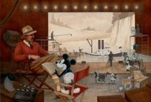 It all started with a mouse... / Disney: Mickey and friends