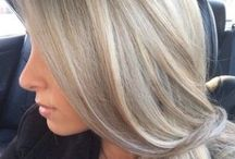 Blondes / Beauty of blonde hair