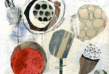 Illustration / Flowing inspiration, amazing illustrators