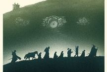 Not all those who wander are lost / LOTR/ Hobbit