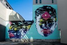 Graffiti Nation - Martix latest trend / Matrix latest collect