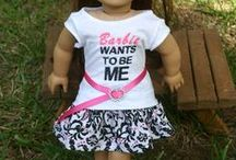 American Girl Doll Clothes and Ideas / by Vicki Anderson