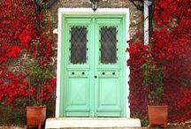 I love doors