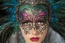 Whimsical Makeup / Theatrical and costume makeup