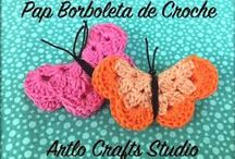 Crochet / Projetos de Crochet Crochet Projects
