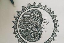 good ideaaaas / Disegni, Mandala, spunti e creazioni!