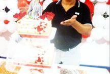 Nell David Perez Gaitan, delicias / Nell david perez gaitan, torta para chuparse los dedos y otras delicias.