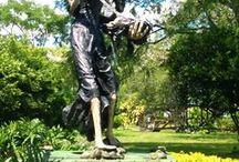 Nell david perez gaitan, monumentos en Villavicencio / Nell david perez gaitan, conociendo los sitos de interes de Villavicencio