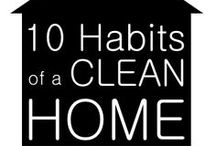 Home: Clean it Up!  / by Andrea Halpern