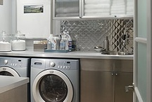 Home - Laundry Room / by Carlo A.
