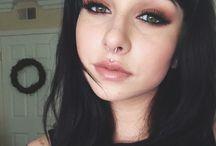 hair + makeup. / by sarah♡janae