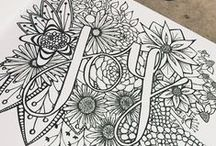 Ditsy Bird Designs / my work, blog, my musings