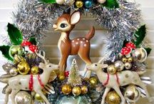 Merry Christmas / Don't you just love decorating for Christmas? From decorations to cookies I am always looking for new Christmas ideas.
