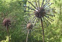 backyard inspiration / by Hi Lo Interiors~~~ Trina Leahy