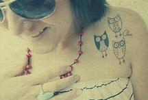 i love owls / by Sara Shaw