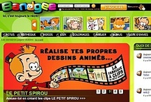 website for kids / applis
