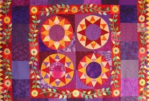 Quilting and patchwork / by Ketutar J.