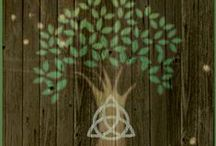 SPIRIT / Pagan, Wiccian, and all things that make my spirit grow / by Sara Shaw