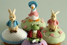 Sugar Art / Decorated Cakes and cupcakes