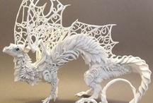 Paper Art / Paper Artworks