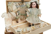 Antique Porcelain Dolls / Antique Porcelain Dolls and Toys