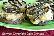 Desserts - Cookies and Bars