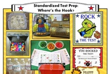 4th Grade - Testing / by Love. Learn. Teach. - Resources for Upper Elementary Math Teachers