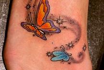 art and tattoo