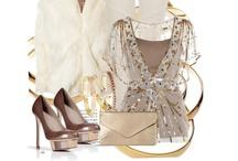 Style & Fashion /  I love elegant, trendy, romantic, feminine and edgy fashion  / by Elyse Berry Lundquist
