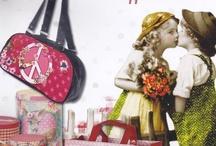 Orval Creations / Nostalgische kleurrijke producten voor in en om het huis!