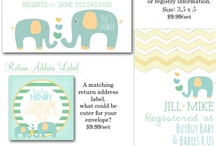 Gender Reveal Baby Shower / Gender Neutral Baby Shower, baby shower invitations, neutral shower invites, gender reveal shower invitations, gender reveal shower invites, baby shower invitations from party box design, neutral baby shower invites, boy or girl?