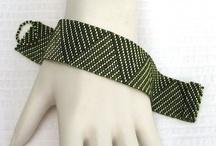 Beading - Bracelets / by Kay Pucciarelli