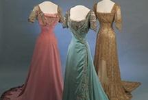 Yesterdays Fashion 1890-1930 / Ladies Fashion  Art Nouveau to Art Deco