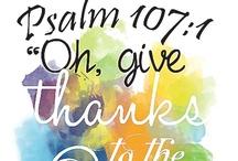Psalms that Speak to Me