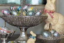 Easter &Christmas Decor