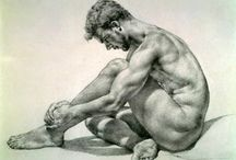 Art - Drawing - Figures / by CHRISTO Philo