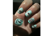 artsy nails / by Linda Cathaway