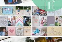 Scrapbooking- project life / by Trisha Dlubac