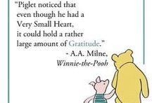 Winnie the Pooh / by Karen Quinn